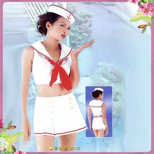 珍珠港水手服