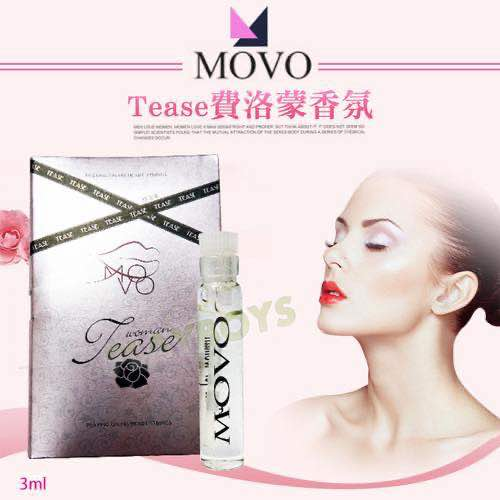 MOVO Tease費洛蒙香氛(女用)3ml