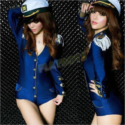 航向愛情海軍水手服
