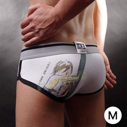 壁咚男孩棉質內褲(M)