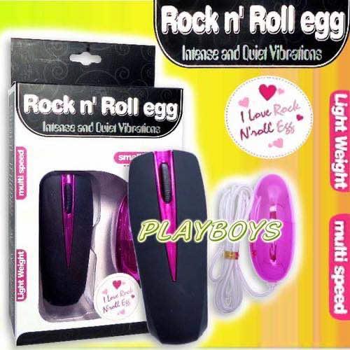 Rockn roll強力橢圓蛋