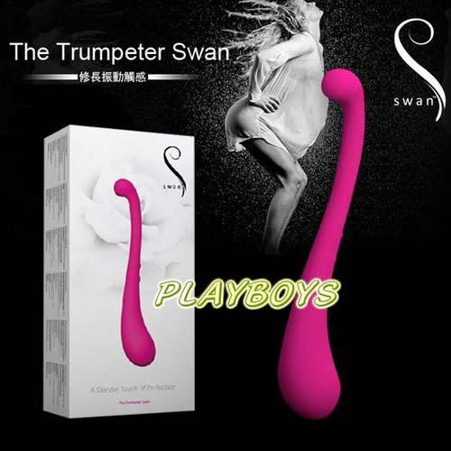 加拿大SWAN The Trumpeter Swan 按摩器 | 喇叭造型 商家精品