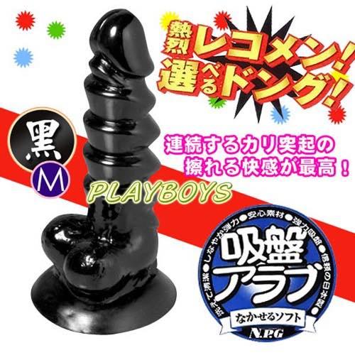 日本NPG 老二棒 | 經典黑色 日本進口 (M)