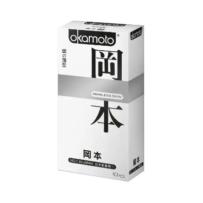 岡本okamoto-蝶之薄型(10入)