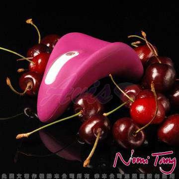 德國Nomi Tang-濃情巧克力陰蒂振動器-桃紅