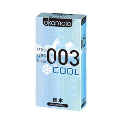 岡本003-酷涼極薄(10入)
