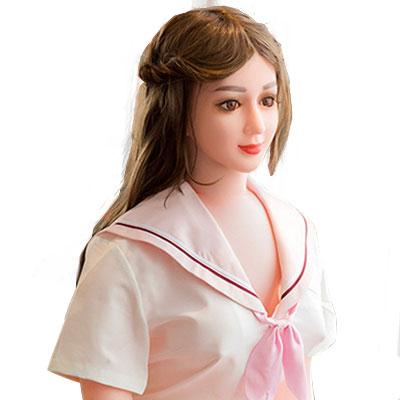 吉澤明美充氣娃娃(坐姿)