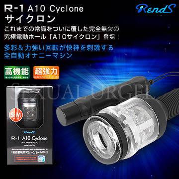 日本RENDS-R-1 A10-CYCLONE超高速迴轉電動旋風強轉機(S-M)