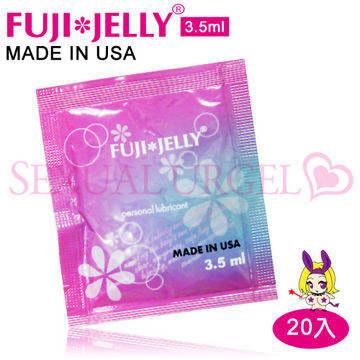 芙杰莉 FujiJelly.水溶性潤滑液隨身包.20入