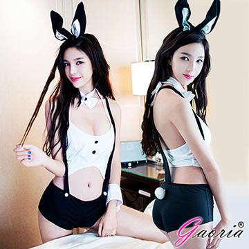 【Gaoria】 勾魂爵士 兔女郎裝 角色扮演 制服 情趣睡衣角色服