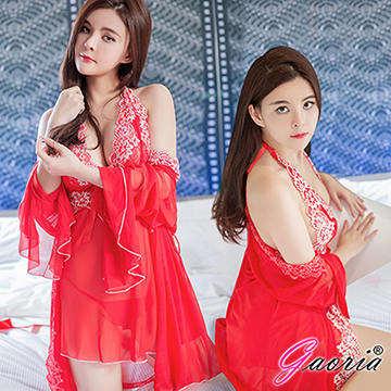 【Gaoria】擄獲時刻 性感蕾絲睡裙 情趣睡衣套裝