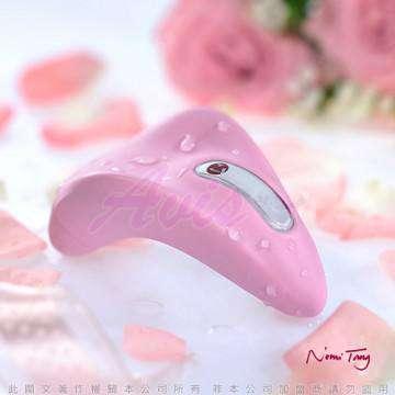 德國Nomi Tang-濃情巧克力陰蒂振動器-粉紅