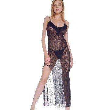 美國MUSIC LEGS《 性感連身睡衣 - 3327 》美國原裝進口高級服飾