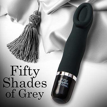 Fifty Shades Of Grey 格雷的五十道陰影 甜蜜的觸碰 10頻 迷你陰蒂按摩棒