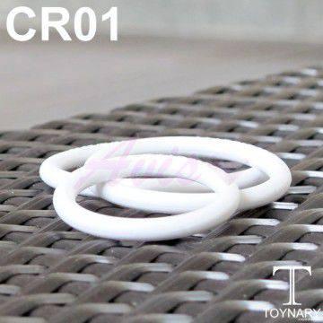 香港Toynary CR01 Normal White 特納爾 勇士吊環 (白色 普通版)