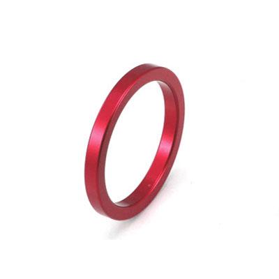 太空鋁延時環-屌環(4公分)紅色