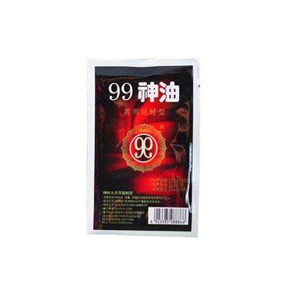 活力99濕巾(男用)1片入