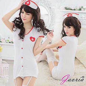 【Gaoria】愛情急救站 俏護士 角色扮演 性感情趣睡衣