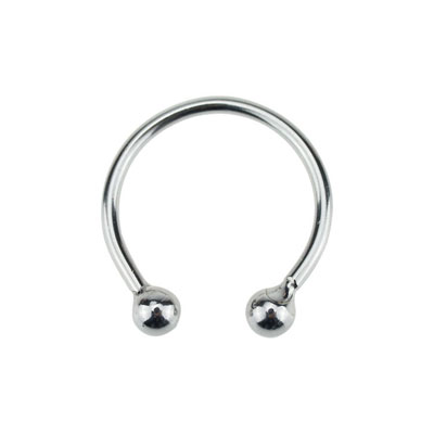 不銹鋼雙珠龜頭環(屌環)