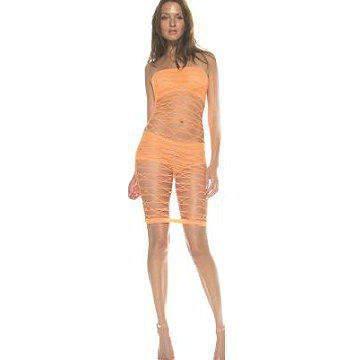 美國MUSIC LEGS《 性感兩截式貓裝 - 6995 》美國原裝進口高級服飾