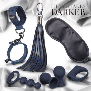 Fifty Shades Darker 格雷的五十道陰影2-束縛 情趣束縛套組