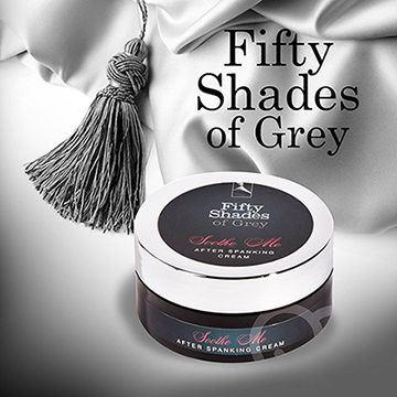 Fifty Shades Of Grey 格雷的五十道陰影 事後好好撫慰我 舒緩乳液 50ml