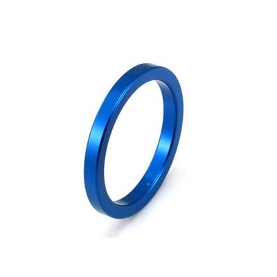 太空鋁延時環-屌環(45公分)藍色