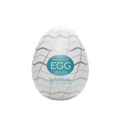 Tenga自慰蛋EGG-波紋型II