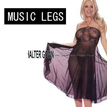美國MUSIC LEGS《性感連身睡衣 - 3275 》美國原裝進口高級服飾