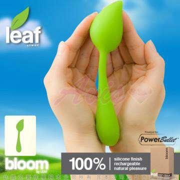 加拿大Leaf-Bloom 曲線花朵按摩棒
