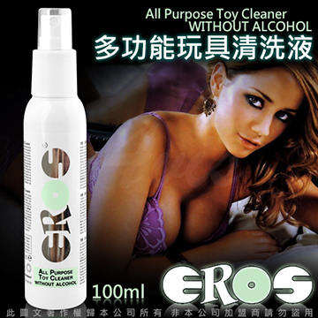 德國Eros All Purpose Toy Cleaner 頂級情趣玩具清潔液 100ML