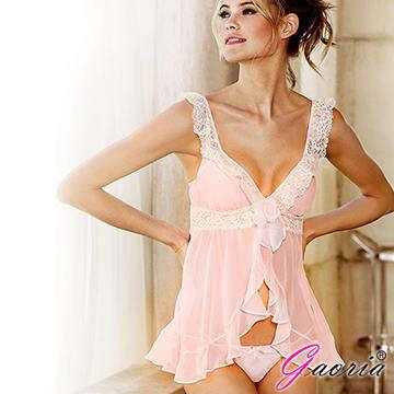 【Gaoria】愛的蜜糖 性感網紗 睡裙 情趣內衣 情趣睡衣