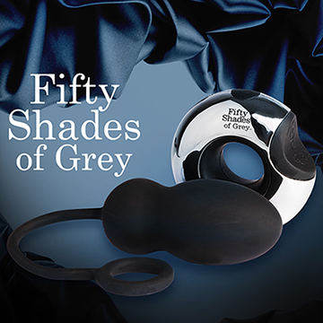 Fifty Shades Of Grey 格雷的五十道陰影 無情的 3X4段 無線遙控跳蛋 USB