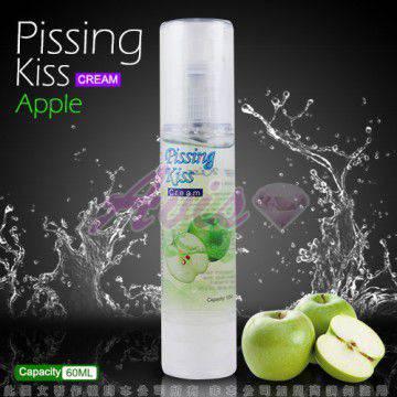 Pissing kiss 青蘋口味 多功能潤滑液 60ml