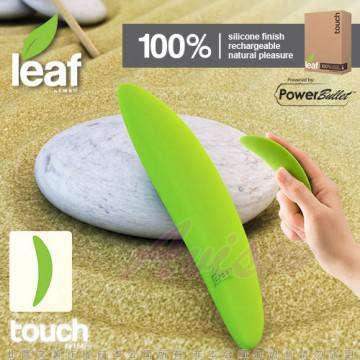 加拿大Leaf-Touch 渴望呼吸按摩棒