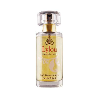 德國Lylou-(小S火爆推薦)頂級奢華GOLD金莎香水(內含金沙)小S香水