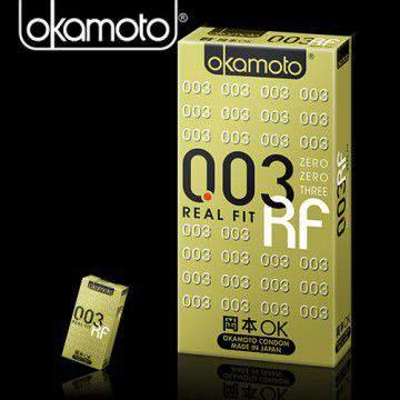 岡本003-RF極薄貼身保險套(6入裝)