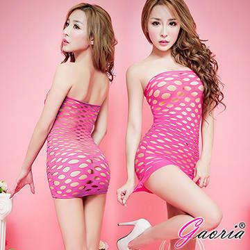 【Gaoria】螢光PARTY 超性感造型網衣