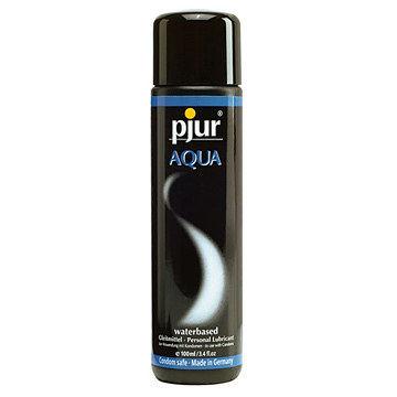 Pjur《AQUA純淨水性潤滑液》標準超滑