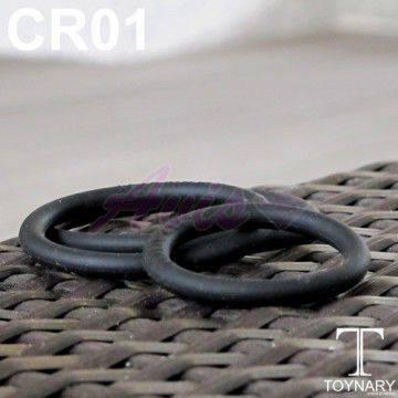 香港Toynary CR01 Normal Black 特納爾 勇士吊環 (黑色 普通版)