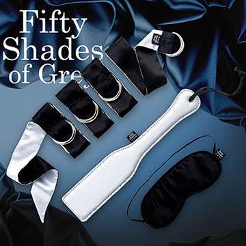 Fifty Shades Of Grey 格雷的五十道陰影 臣服於我 初階束縛術組