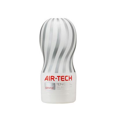 日本TENGA-AIR TECH空壓旋風飛機杯(超柔)