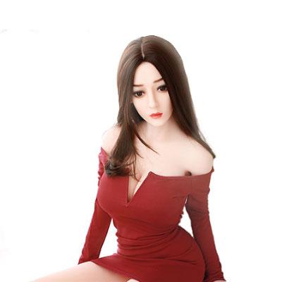 OL愛琳 矽膠娃娃 | 清澈明眸、櫻桃小嘴、豐滿乳部(138公分)