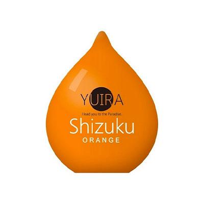 YUIRA 前端刺激水滴套(橘)