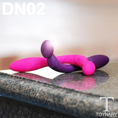 香港Toynary DN02 Cerise G點前列腺刺激 按摩棒-桃