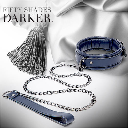 Fifty Shades Darker 格雷的五十道陰影2-束縛 致命誘惑 舒適束縛頸部