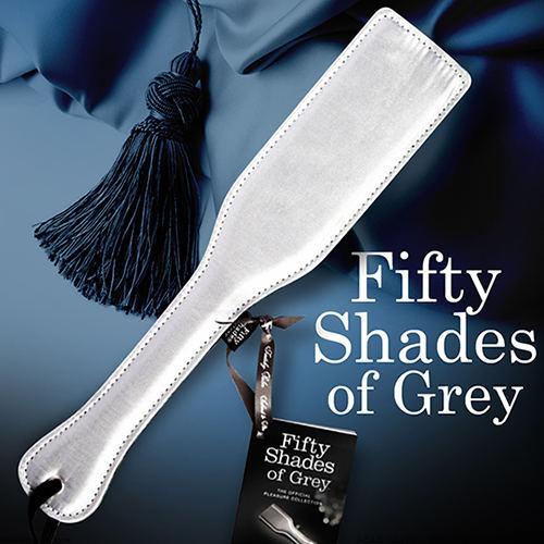 Fifty Shades Of Grey 格雷的五十道陰影 發癢的手心 震顫拍板