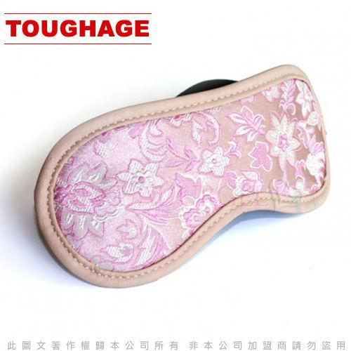 美國駭客Toughage-Chinese silk Blindfold 中國綢 眼罩-粉