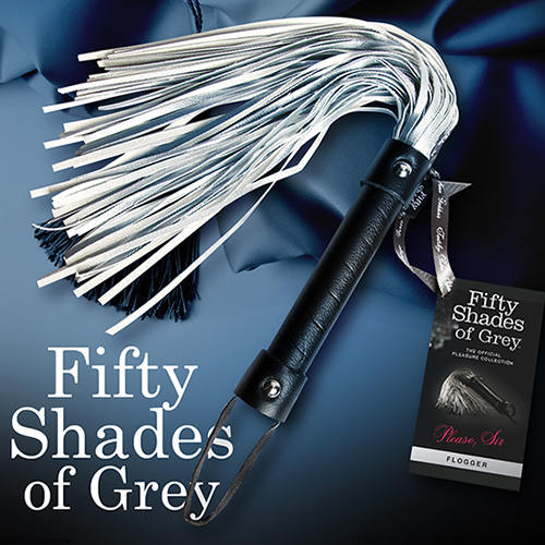 Fifty Shades Of Grey 格雷的五十道陰影  先生抽打鞭 豪華皮鞭