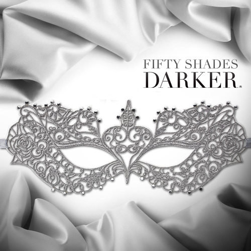 Fifty Shades Darker 格雷的五十道陰影2-束縛 化裝舞會蕾絲面罩